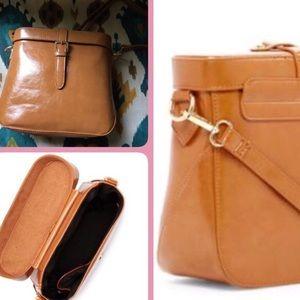 Pink Haley Bags - Vintage Inspired Calla  Crossbody bag